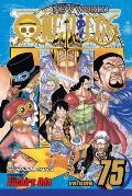One Piece #75: One Piece, Vol. 75