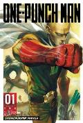 One Punch Man #1: One-Punch Man, Volume 1