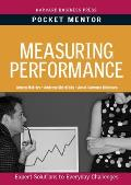 Measuring Performance Expert Solutions to Everyday Challenges