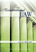 Constitutional Law (12TH 10 - Old Edition)