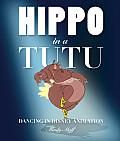Hippo in a Tutu Dancing in Disney Animation