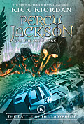 The Battle of the Labyrinth: Percy Jackson and the Olympians #04 Cover