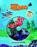 Finding Nemo with CD (Audio)
