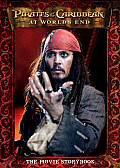 The Pirates of the Caribbean: At World's End: The Movie Storybook (Pirates of the Caribbean: At World's End)