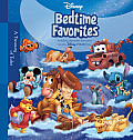Disney Bedtime Favorites with Sticker