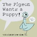 The Pigeon Wants a Puppy! Cover