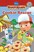 Cookie Rescue (Handy Manny Early Reader)