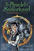 Bartimaeus Graphic Novel Amulet of Samarkand