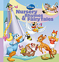 Disney Nursery Rhymes & Fairy Tales with Sticker