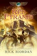 The Red Pyramid: Kane Chronicles #1 Cover