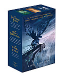 Percy Jackson & The Olympians Boxed Set 3 Volumes