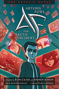 Artemis Fowl 2 Arctic Incident Graphic Novel