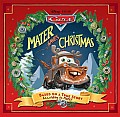 Disney Pixar Cars Mater Saves Christmas