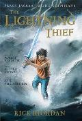 Percy Jackson & the Olympians 01 Lightning Thief The Graphic Novel