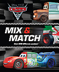 Disney Pixar Cars 2 Mix & Match