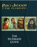 Percy Jackson and the Olympians: The Ultimate Guide [With Trading Cards] Cover