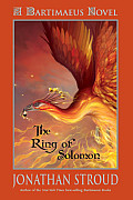 The Ring of Solomon (Bartimaeus) Cover