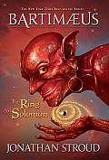 Bartimaeus Trilogy Prequel Ring of Solomon