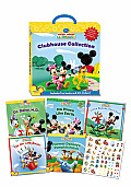 Clubhouse Collection [With Sticker(s)] (Disney Mickey Mouse Clubhouse)