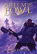 Artemis Fowl 02 Arctic Incident the New Cover