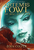 Artemis Fowl 04 Opal Deception the New Cover