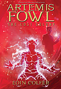 Artemis Fowl: Lost Colony, the (New Cover) Cover