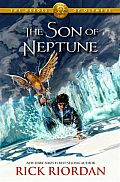 The Son of Neptune (Heroes of Olympus #2) Cover