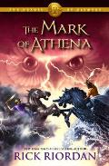 The Mark of Athena (Heroes of Olympus #3) Cover