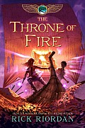 Kane Chronicles 02 Throne of Fire