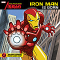 Avengers Earths Mightiest Heroes Iron Man Is Born