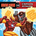 The Invincible Iron Man vs. Crimson Dynamo