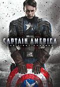 Captain America The First Avenger Film Junior Novel