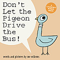 Don't Let the Pigeon Drive the Bus! Cover