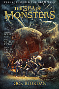 Percy Jackson &amp; the Olympians Graphic Novel #02: Sea of Monsters, The: The Graphic Novel