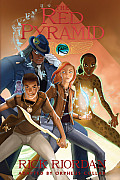 Kane Chronicles 01 The Red Pyramid The Graphic Novel