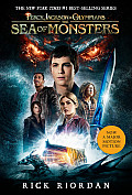 Percy Jackson & the Olympians Book Two The Sea of Monsters Movie Tie In EDI