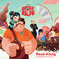 Wreck It Ralph Read Along Storybook & CD