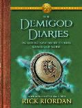 The Demigod Diaries (The Heroes of Olympus) Cover