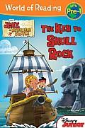 The World of Reading: Jake and the Never Land Pirates: Key to Skull Rock: Level 1 (World of Reading Disney - Level 1)
