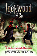 Lockwood & Co. #01: The Screaming Staircase Cover