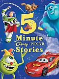 5 Minute DisneyPixar Stories
