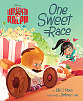 Wreck-It Ralph: One Sweet Race (Disney Wreck-It Ralph) Cover
