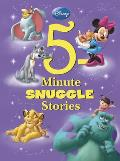 Disney 5-Minute Snuggle Stories (5-Minute Stories)