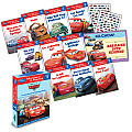 Reading Adventures Cars Level 1 Boxed Set [With 86 Stickers and Parent Letter, and Achievement Certificate]