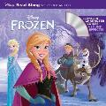 Frozen Read Along Storybook & CD