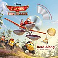 Disney Planes: Fire & Rescue [With Paperback Book]