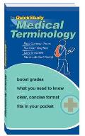 Quickstudy Medical Terminology