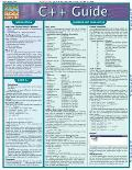 C++ Guide Laminate Reference Chart