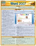 Word 2007 Laminated Reference Charts (Computer)