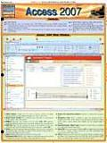 Access 2007 Laminated Reference Charts (Computer)